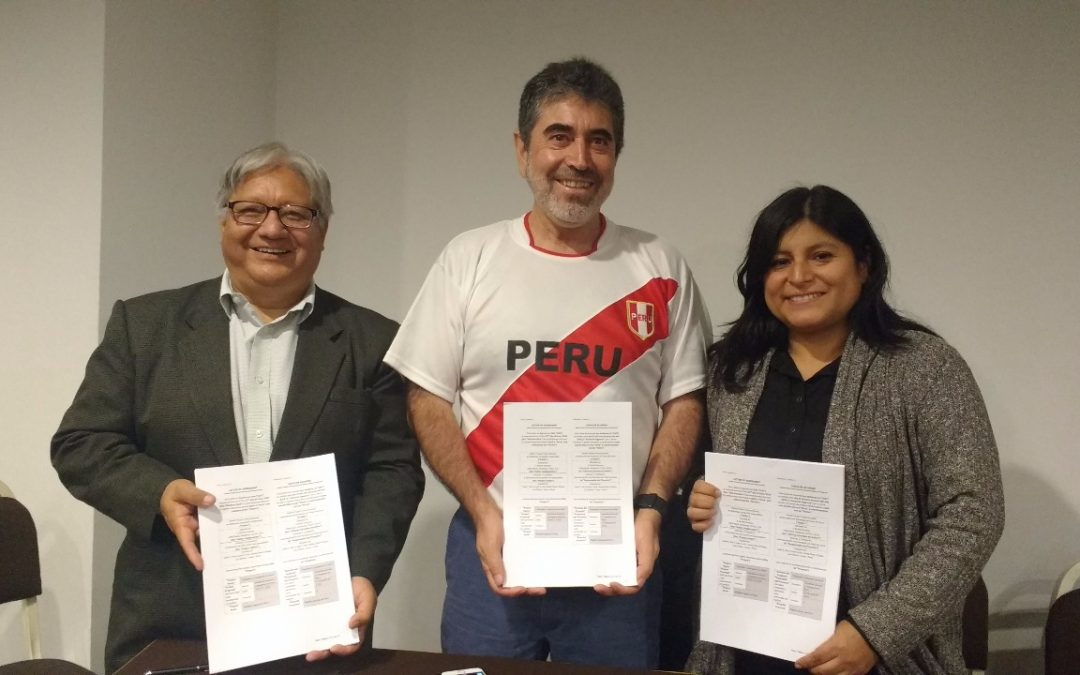 Iniciativa IC en Perú