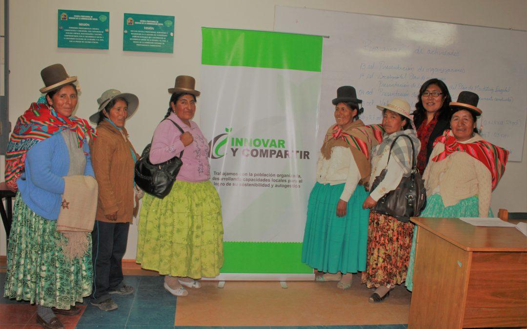 Organizaciones de Artesanas de Puno conocerán más sobre Marketing Digital en la Universidad Nacional del Altiplano, Puno