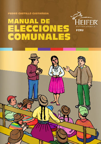 Manual de Elecciones Comunales