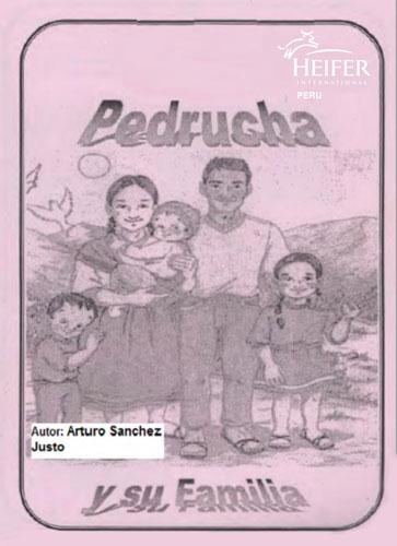 Pedrucha y su familia