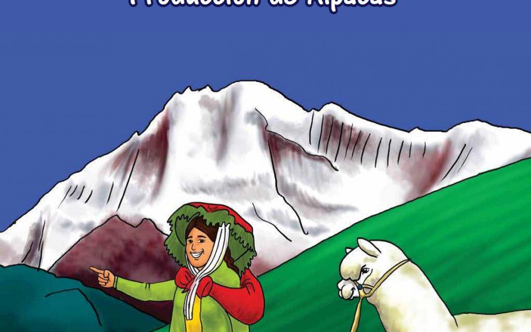 IC. Innovar y Compartir:  Rotafolio Producción de Alpacas. Cusco, Mayo 2019
