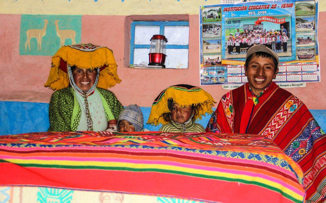 Vivienda y Entorno Saludable: Estrategia para la Seguridad Alimentaria en las Comunidades de la Zona Sur del Perú.